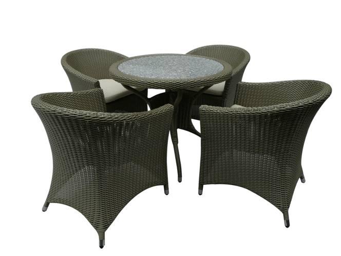 m bel aus polyrattan f r garten und gewerbe von der weles gmbh. Black Bedroom Furniture Sets. Home Design Ideas